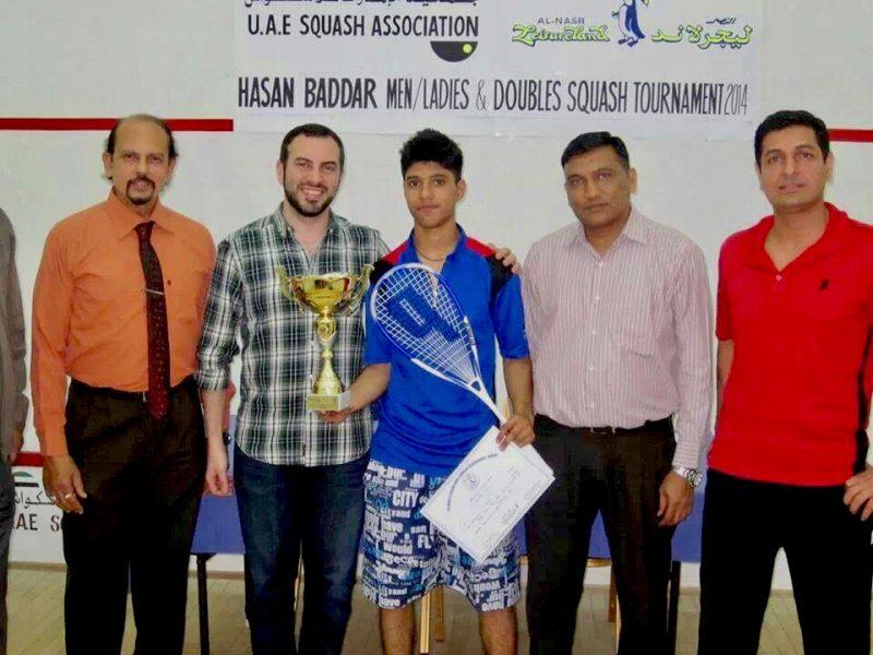 Hussan Baddar Super Cup Dubai