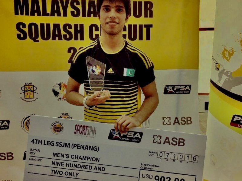 Malaysian Tour IV International Squash championship