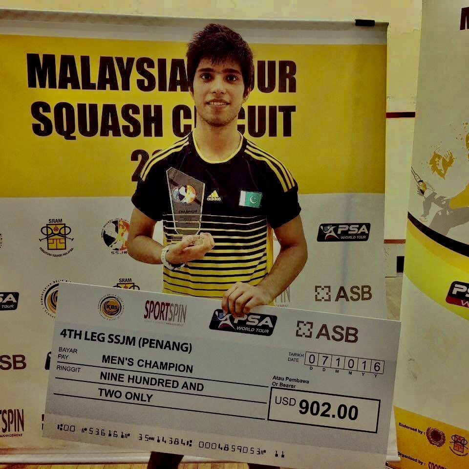 Malaysian Tour IV International Squash championship